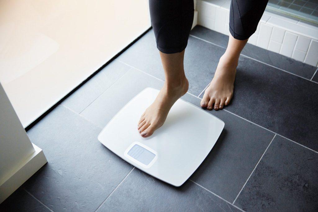 مراقبت از قلب-حفظ وزن نرمال