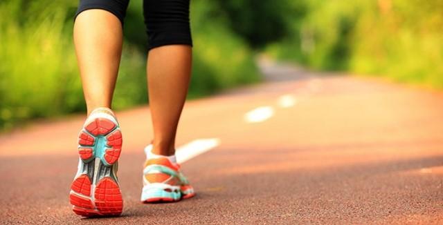نارسایی قلبی - پیاده روی