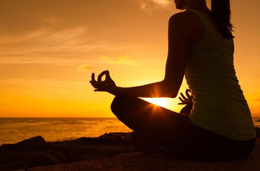 تمرین های آرامشبخش انجام دهید و نفس عمیق یکشید