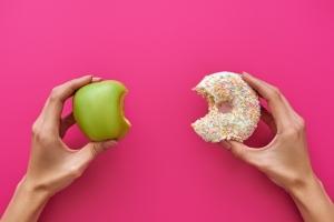 مصرف شکر و کربوهیدرات تصفیه شده را حذف کنید
