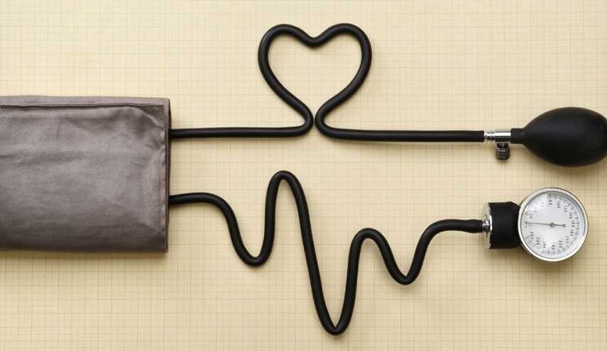 گرفتگی رگ قلب و فشار خون