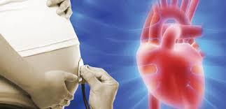 درد قلب بارداری