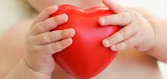 سوراخ بودن قلب نوزاد