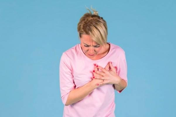 علائم آنژین قلب