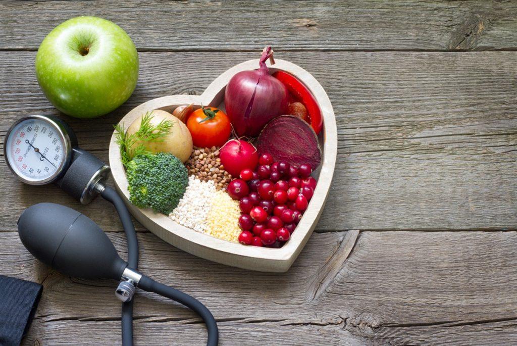 سکته قلبی-رژیم غذایی