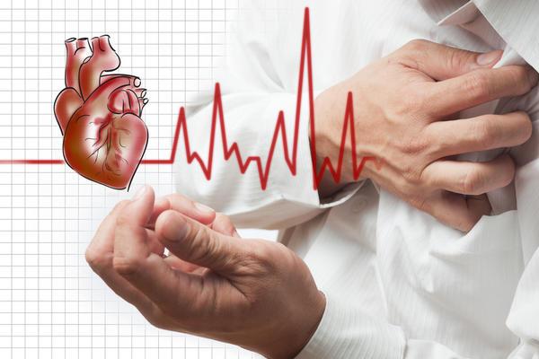 درد قفسه سینه - بیماری قلبی