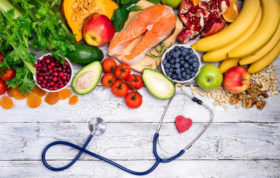 رژیم غذایی برای بیماران قلبی