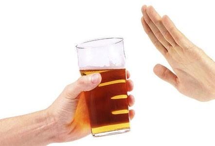 فشارخون بالا - الکل ننوشید