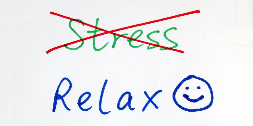فشارخون بالا - کاهش استرس