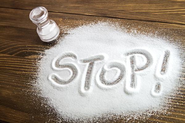 فشارخون بالا - مصرف زیاد نمک