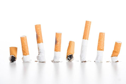 به منظور جلوگیری از سکته قلبی خود را از مصرف سیگار منع کنید.