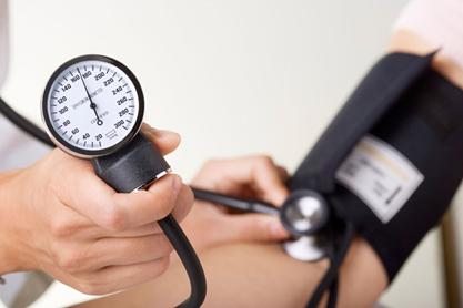 نهمین علت سکته قلبی : فشار خون بالا