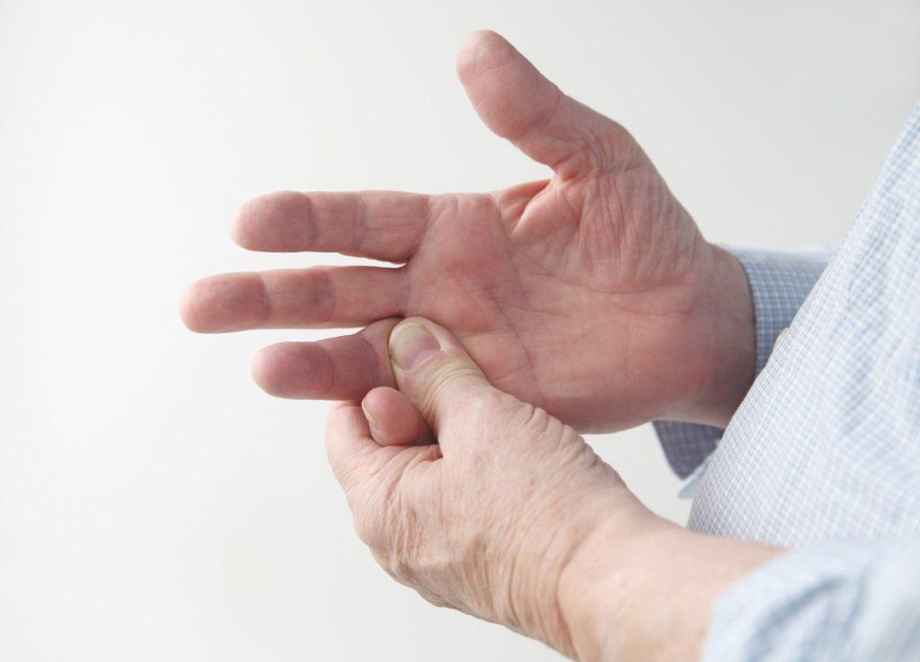 درمان های خانگی برای درد دست چپ